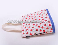 Alibaba China 2013 New Design Woman Handbag/tote bag/canvas bag