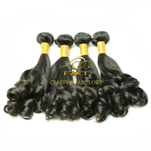 FMT Silky Soft Human Hair Extensions For Black Women, Pure Cambodian Remy Funmi Wave