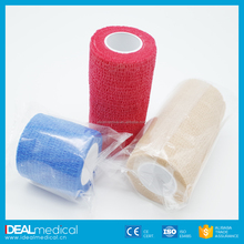 Pet Products Medical Elastic Cohesive Bandage for Dogs