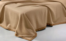 SINGLE BLANKET 100% PURE TOP QUALYTY BABY CAMEL HAIR BLANKET