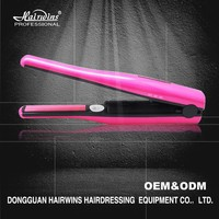 wireless rechargeable cordless usb powered mini buy hair straightener for travel use