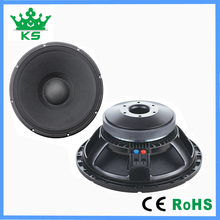 10 years OEM experience company 1year warranty Aluminum basket 800W 15inch car subwoofer loud speaker