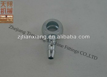Carbon Steel Hydraulic Hose Nylon Banjo Fitting
