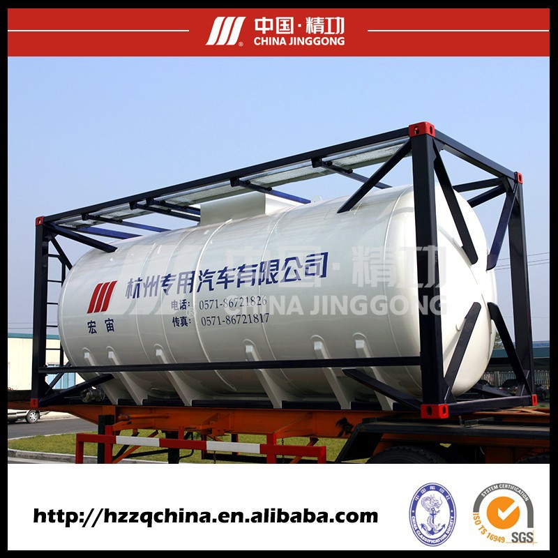 Cheap 20ft bitumen tank container containers for sale