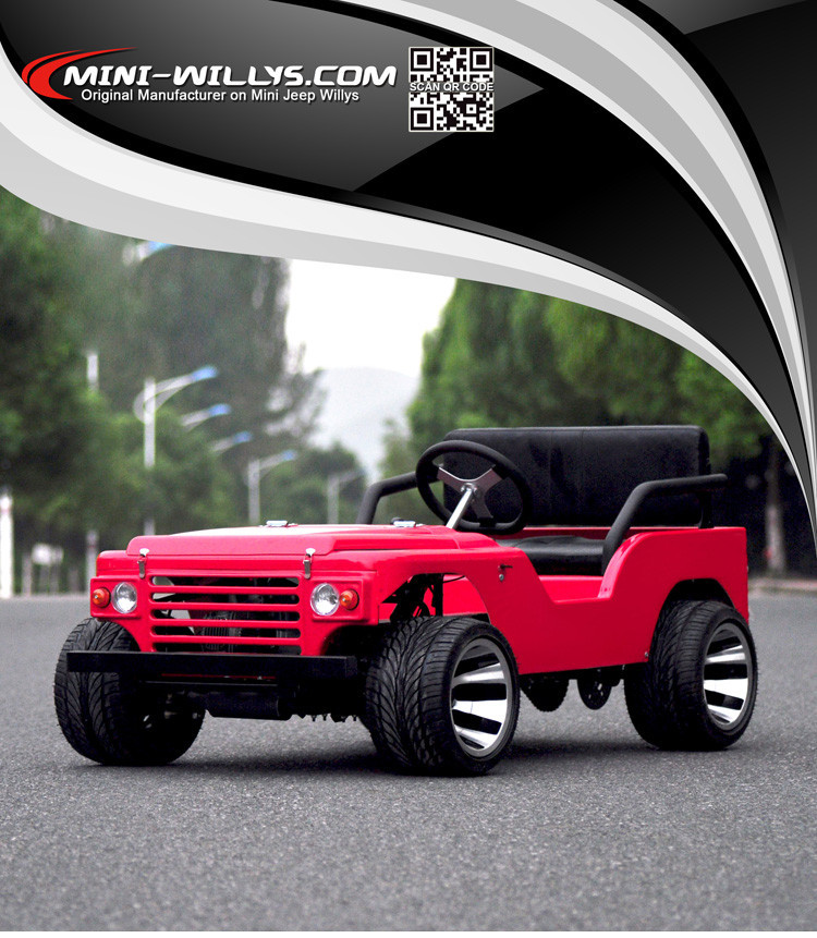 2019 New Mini Willys wheels Size 4.80-R8