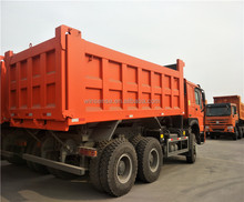 Low Price Howo Man Diesel Tipper Dump Truck for Sale