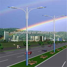 solar power energy street light pole with wind-resistance design drawing