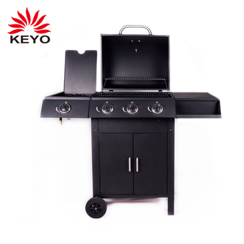 Personalized Best Quality gas grill for bbq barbecue commercial barbeque grill