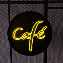 Coffee Shop/Boutique/Restaurant Japanese Neon Sign