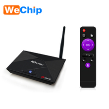 2018 hot newest product android 8.1 RK3328 2+16GB global android 4k ott tv box A5X Pro