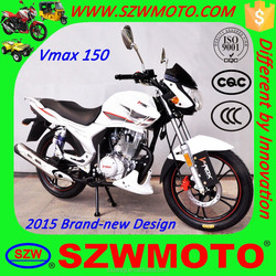 2015 Brand-new Design low consumption Vmax 150 Racing Motorcycle
