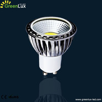 Ampoule LED Reflecteur GU10 2700K 5W = 50W LED Spotlights COB Lampe