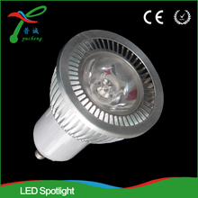 Friendly material private sale 6w 4000k gu10 led spotlight