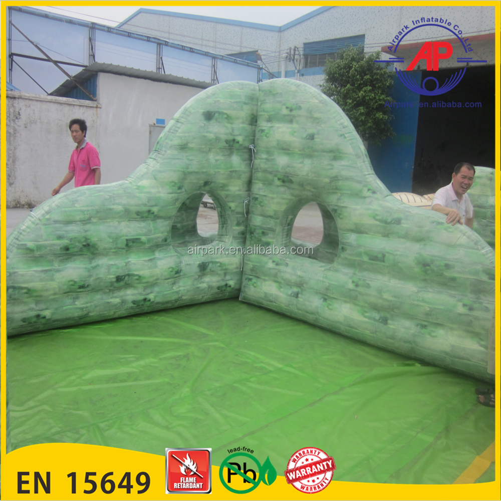 Inflatable airsoft bunker for sale