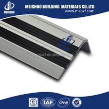 Office Building Stairway Anti Slip Finished Metal Stair Tread Tool