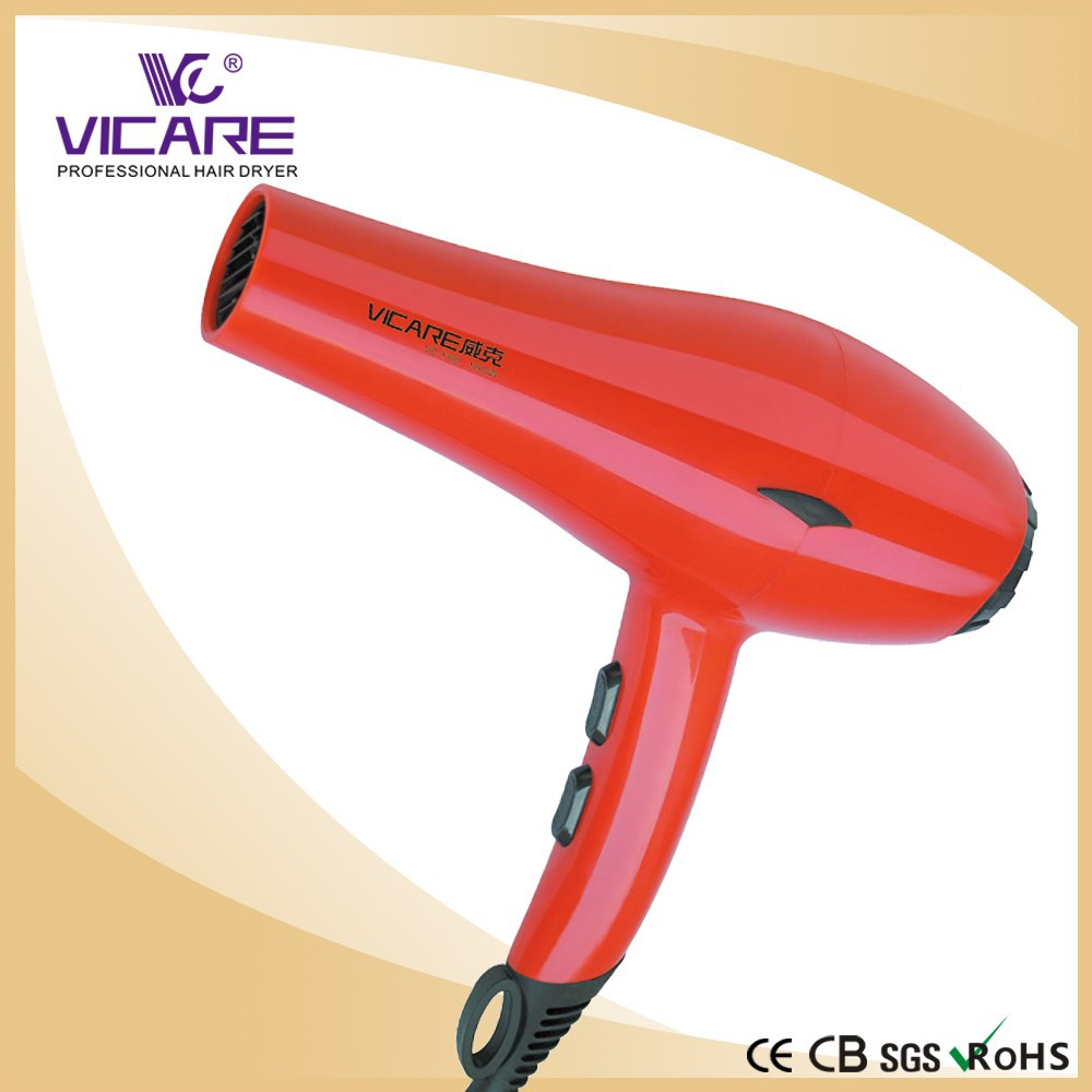 AC Motor 2015 Hair Dryer Professional With Comb
