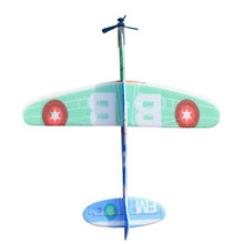 Promotional Cheap EVA Foam Flying Glider Plane Kids Toy