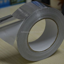China Manufacture Low temperature resistant PE Aluminum Foil Tape with white coated paper