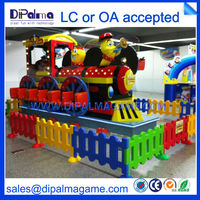funny train outdoor amusement park electric trains for sale