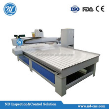wood cnc router for furniture making and cnc carving router NDM1530