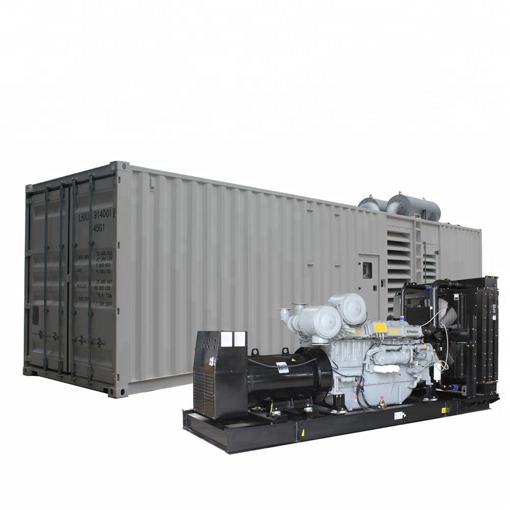 AOSIF Electrical equipment genset 1000 kva diesel generator