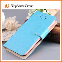 universal wallet leather for lg v500 case