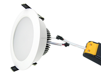 12W Dimmable LED Recessed SMD Downlight COB downlight