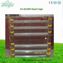 CE approved 400 pcs 6 layer stainless steel quail cage wholesale larg bird parrot cage breeding cage for sale HJ-QC400