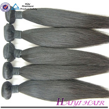 Full Cuticle Remy Cheap Big Stock Unprocessed Virginhair raw hair Extension100 Percent Human Hair