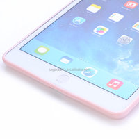 Quality Tpu Crystal Clear Silicon Rubber Gel Soft Protective Case for Apple iPad mini 1 2 3 free sample offered