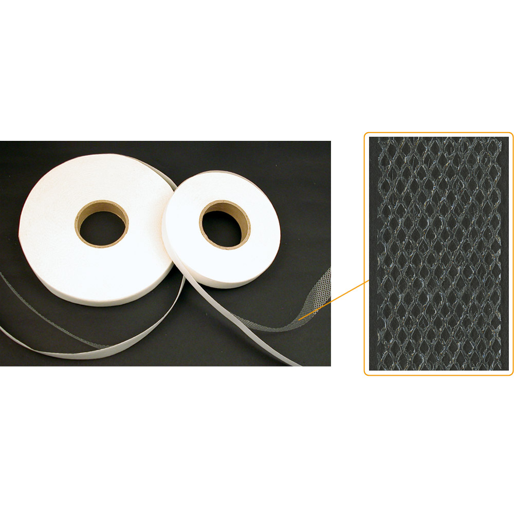 Hot-fuse Net nonwoven Interlining Cutting Tape with Paper-cover
