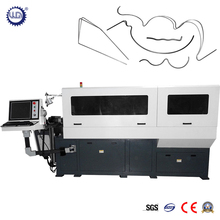 Competitive Price Multi-angle 3D CNC Wire Forming Bending Machine from China