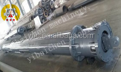 Drilling Rig Attachment Parts Drilling Rig Kelly Bar with High Quality