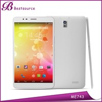 Newest MTK8735 Quad core cpu phone function android4G 3G GSM cheap tablet pc