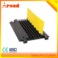 5 channel rubber car horse trailer ramp