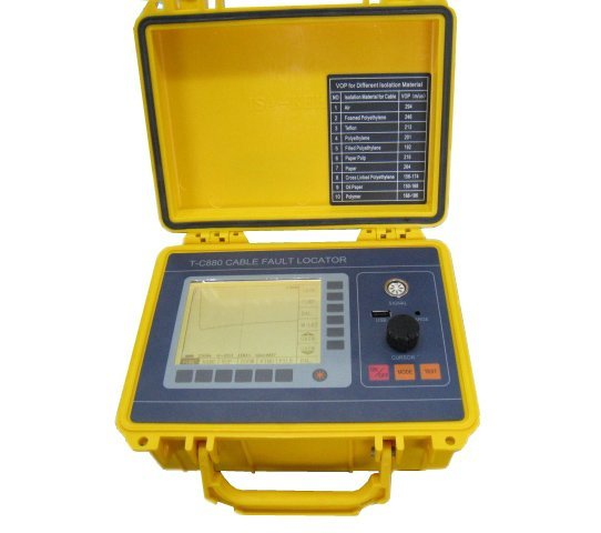 ST880 Underground Intelligent Cable Fault Locator (cable fault finder)