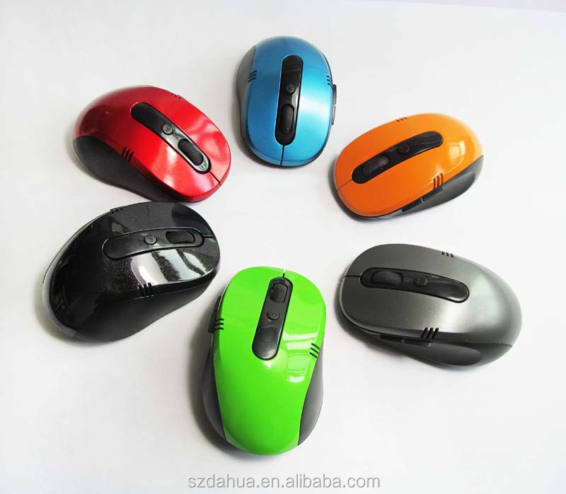 shenzhen dahua wireless mouse mini mouse for laptop