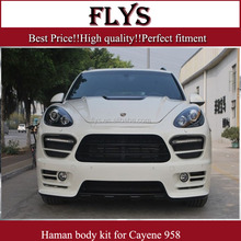 11-12 958 hamn cayenn body kit for porsch / bodykit for porsch carbon fiber. Factory!!!! Tested fitment