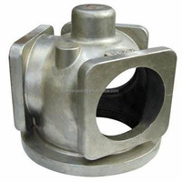 one connection of die casting product