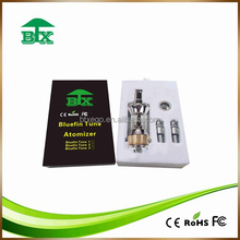 2015 Free sample alibaba spain e cig BT6 atomizer ecigator electrical scooter