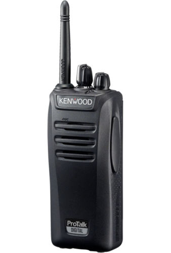 TK-3401DT DPMR License Free Walkie Talkie 2 Way Radio With Charger