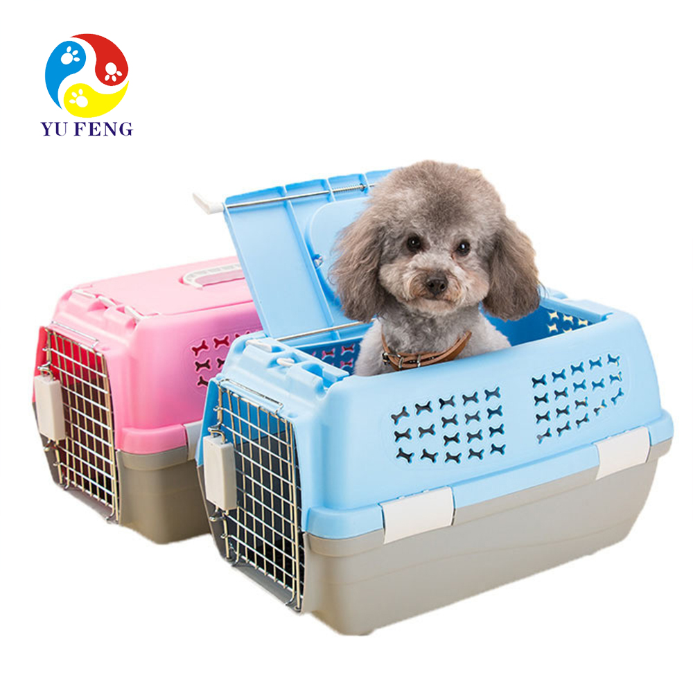 small/big American style flight plastic pet cage