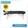 Oval spa equipment portable massage table / wellness massage bed