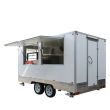 ice-cream cart/street food vending cart coffee trailer for sale with low price