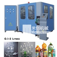 MIC-A4 0.2-2L bottle Micmachinery full automatic plastic injection molding machine price for 4000BPH