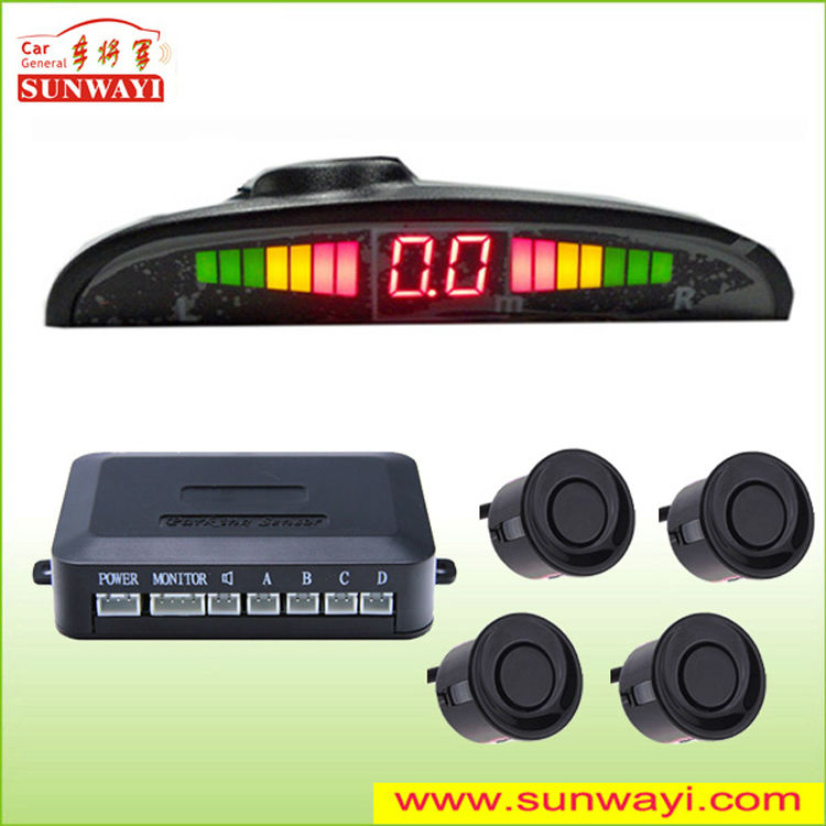 12 years LED Parking Sensor Manufacturer from Shenzhen,China