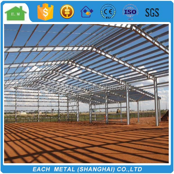 EACH METAL prefabricated steel frame house