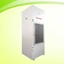 220-240V heating and cooling system stainless steel water to air heat pump air con(air conditioner)