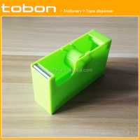 PP material different design label and Velcro 100x30x60mm tape dispenser