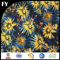 China Hangzhou FY Professional Custom Printed cotton drill fabric